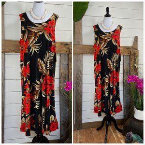 Favant Hawaiian Floral Dress NWT